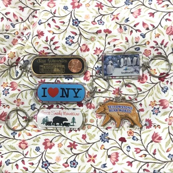 Accessories - Travel Keychain Bundle